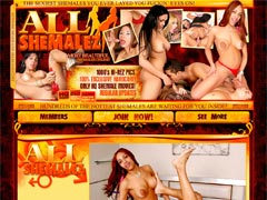 AllShemalez.com - New Fresh Shemale Porn Site! All Shemale Porn and Shemale Faces Arround the World!