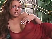 Fiery latina tgirl revenges guy ass